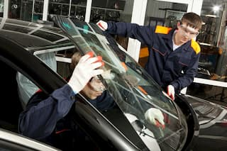 auto glass repair cost